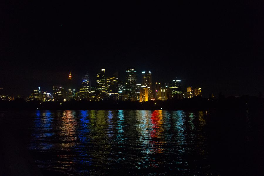 Mrs Macquaries Point, Sydney