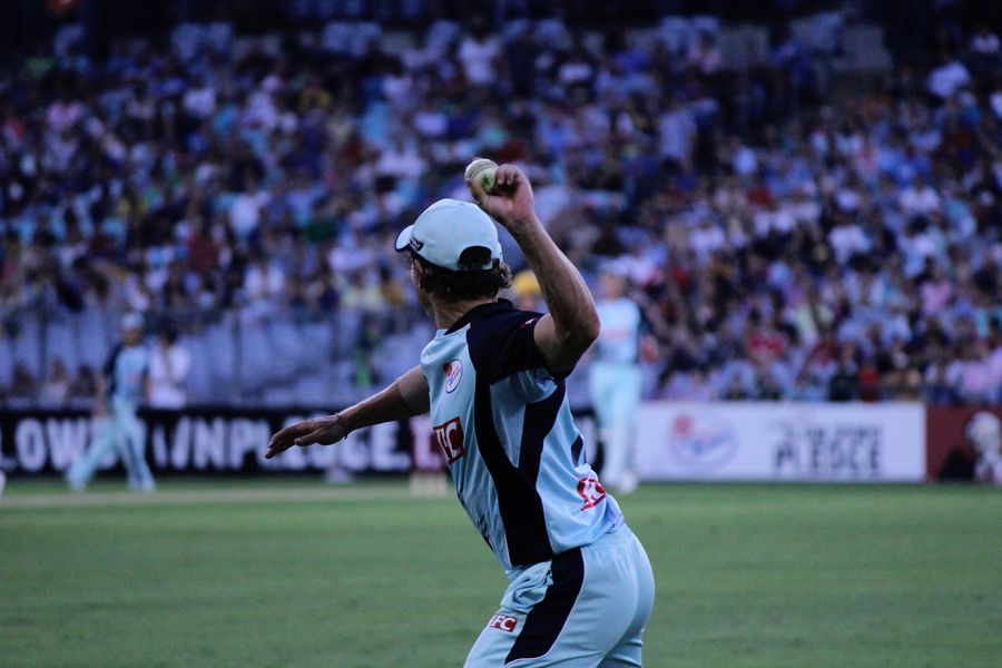 KFC Twenty20 Big Bash - NSW vs WA