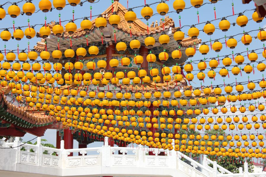 Thean Hou Buddhist Temple (2011)